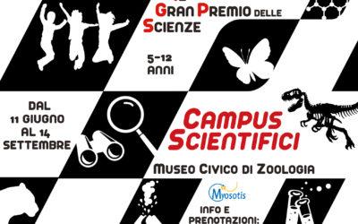 Campus Scientifici Estivi 2018