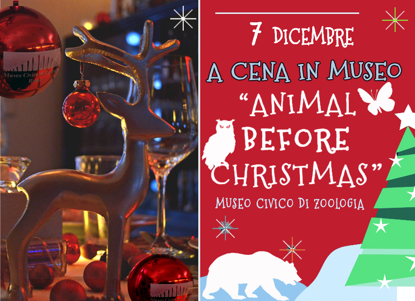 A CENA IN MUSEO: Animal Before Christmas