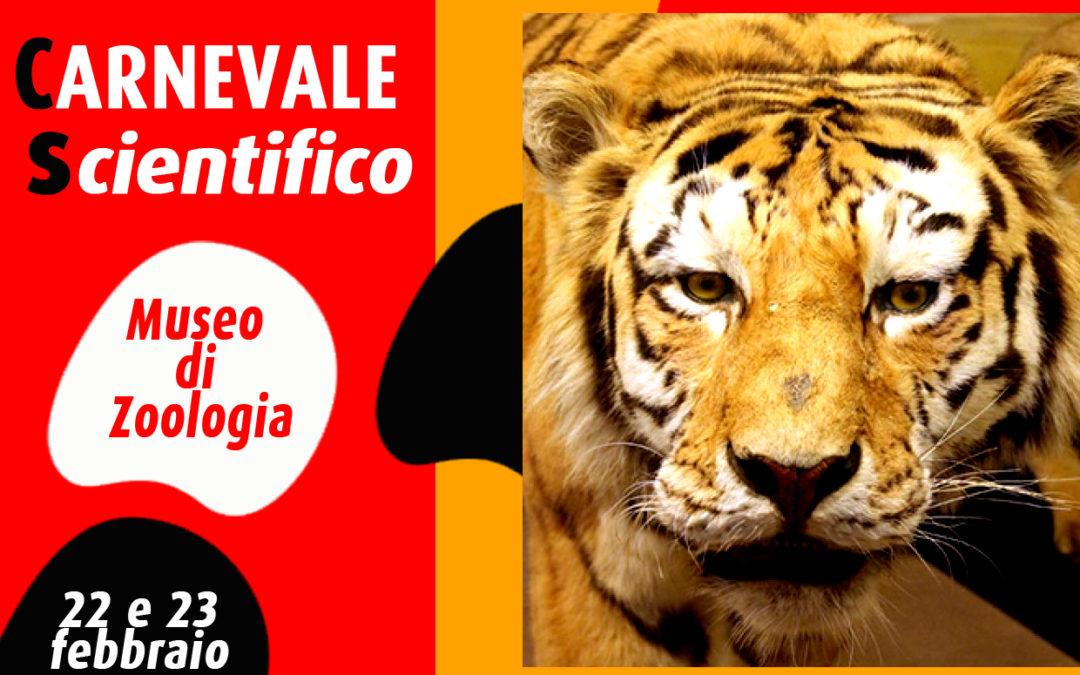 CARNEVALE SCIENTIFICO AL MUSEO