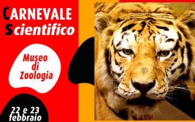 CARNEVALE SCIENTIFICO AL MUSEO